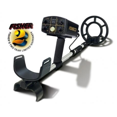 Detektor kovu Fisher CZ-21