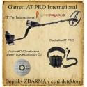 Detektor kovu Garrett AT PRO