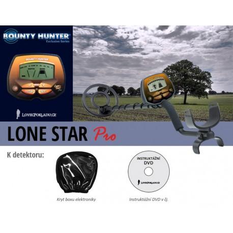Detektor kovu Bounty Hunter Lone Star Pro
