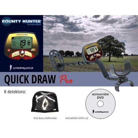 Detektor kovu Bounty Hunter Quick Draw Pro