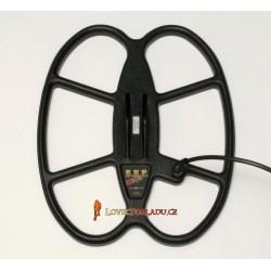 Sonda Detech S.E.F 30x25 cm 2D pro Golden Mask 18kHz