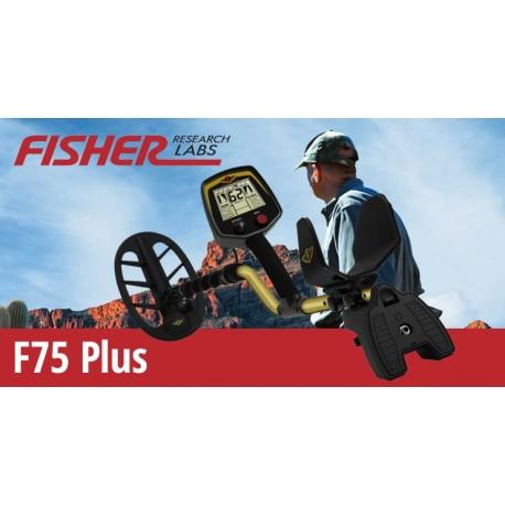 Detektor kovů Fisher Fisher F75 V2 Plus
