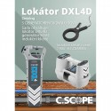 Detektor ing. sítí C.Scope DXL4 D a generátor SGV4-set