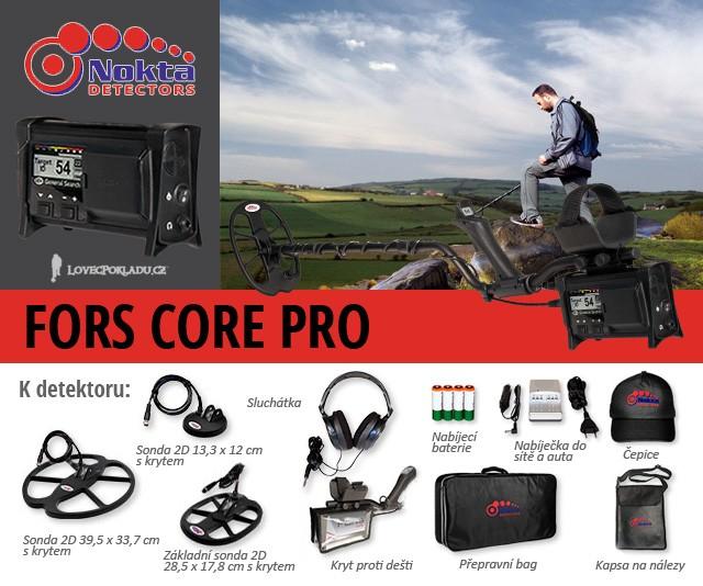 Nokta Fore Core Pro