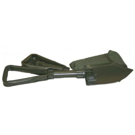 Vojenská skládací lopatka BW nová