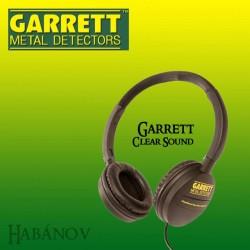 Sluchátka Garrett Clear Sound
