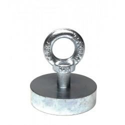 Magnet s okem M130 - magnetická síla 130kg