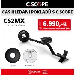 Detektor kovů CS2MX