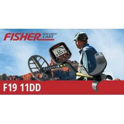 Detektor kovů Fisher F19 LTD