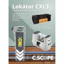 Detektor ing. sítí C.Scope CXL3 a generátor SGA3-set