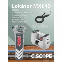 Detektor ing. sítí C.Scope MXL 4D a generátor MXT 4